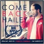 Come Back Hailey by Nabil Vinas